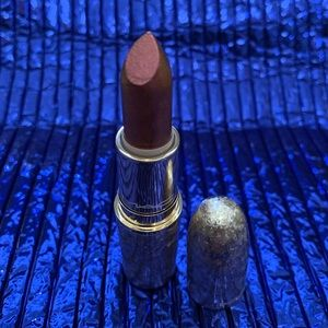 MAC cosmetics shimmer and spice lipstick